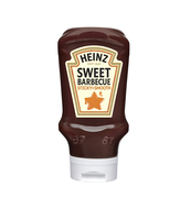 HEINZ SŁODKI SOS BARBECUE 400 ML