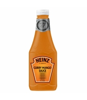 HEINZ SOS CURRY MANGO 875ML