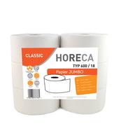 PAPIER HORECA CLASSIC JUMBO TYP 600/18 6 ROLEK