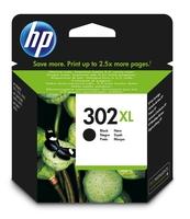 TUSZ HP NR 302 XL CZARNY F6U68AE
