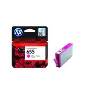 TUSZ HP NR 655 MAGENTA CZ111AE