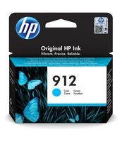 TUSZ HP NR 912 3YL77AE BŁĘKITNY