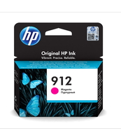 TUSZ HP NR 912 3YL78AE PURPUROWY