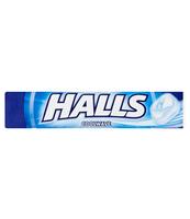 HALLS COOLWAVE 33,5G