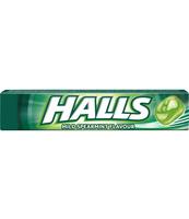 HALLS MILD SPEARMINT 33.5G