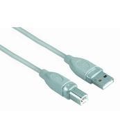 KABEL USB HAMA A-B 3M