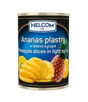ANANAS PLASTRY W LEKKIM SYROPIE 580 ML HELCOM
