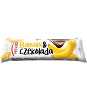 HELIO BATON BANAN & CZEKOLADA 25 G
