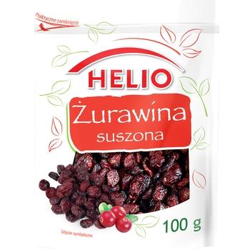 ŻURAWINA SUSZONA 100 G HELIO