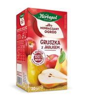 HERBACIANY OGRÓD GRUSZKA Z JABŁKIEM 20TB/54G