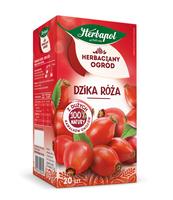 HERBACIANY OGRÓD HERBATKA OWOCOWA DZIKA RÓŻA 20TB/70G