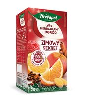 HERBACIANY OGRÓD HERBATKA OWOCOWA ZIMOWY SEKRET 20TB/60G