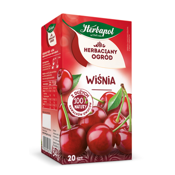 HERBACIANY OGRÓD WIŚNIA 20TB/54G