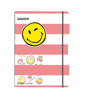 NOTATNIK PP MY BOX FLEX A5 KR 40 SMILEY GIRLY