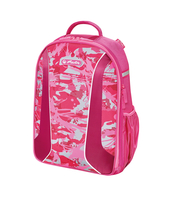 PLECAK HERLITZ BE.BAG AIRGO CAMOUFLAGE GIRL
