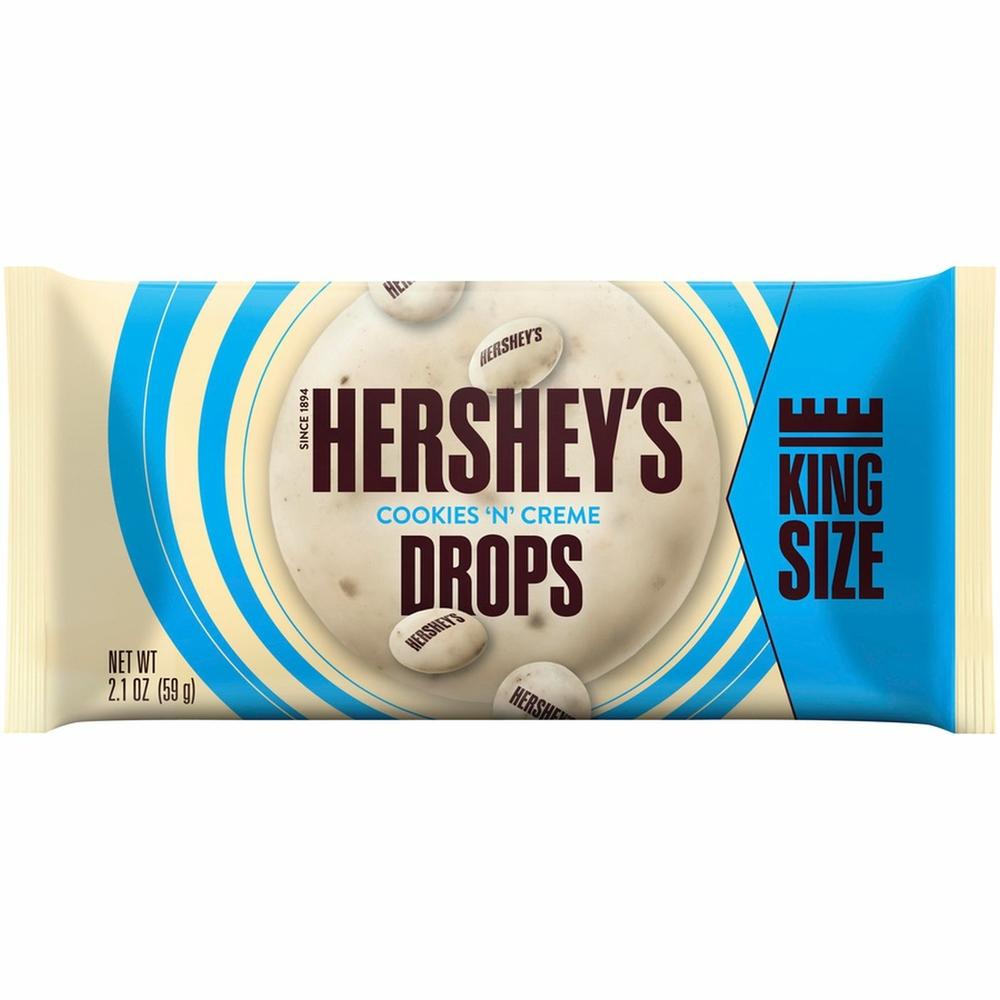 HERSHEY'S COOKIES'N'CREME DROPS KING SIZE 59G