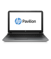 HP PAVILION 15-AB251NW P1R96EA#AKD NATURAL SILVER