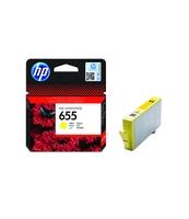 TUSZ HP NR 655 YELLOW CZ112AE