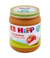 BRZOSKWINIE HIPP BIO 125G