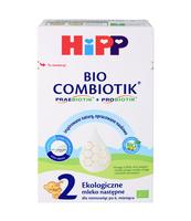 MLEKO NASTĘPNE HIPP 2 BIO COMBIOTIK 550G