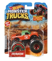 HOT WHEELS MONSTER TRUCKS POJAZD 1:64 AST.