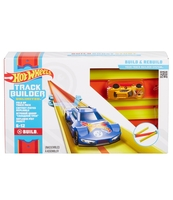 HOT WHEELS TRUCK BUILDER ZESTAW DO ROZBUDOWY AST GLC87