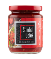 HOUSE OF ASIA SOS SAMBAL OELEK 240 G