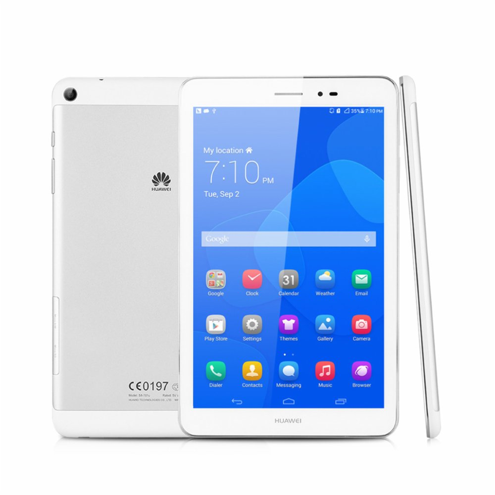 HUAWEI TABLET T1 8.0 3G SILVER