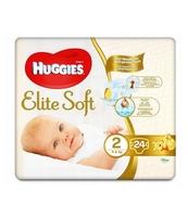 HUGGIES 24 SZT GOLDFINGER NEWBORN 2 (4-7 KG) PIELUCHY