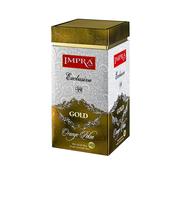 IMPRA EXCLUSIVE GOLD ORANGE PEKOE BIG LEAF TEA PURE CEYLON TEA 200G