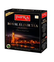 IMPRA ROYAL ELIXIR KNIGHT 100 TEA BAGS 200G