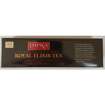 IMPRA ROYAL ELIXIR TEA KNIGHT BIG LEAF 100 G