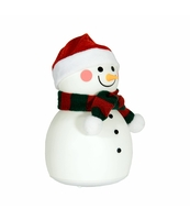 LAMPKA INNOGIO SNOWMAN GIRL