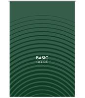 BLOK BIUROWY W KRATKĘ A4 50 KARTEK ECONOMY MIX, INTERDRUK