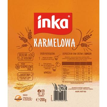 INKA KARMELOWA 200G