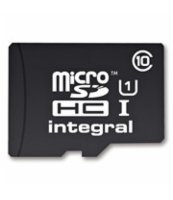 INTEGRAL KARTA PAMIĘCI MICRO SDHC 16GB CL10 + SDHC ADAPTER
