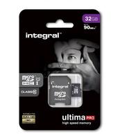 KARTA MICROSD HC/XC INTEGRAL 32GB CL10 ULTIMA PRO