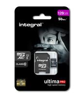 KARTA MICROSD XC INTEGRAL 128GB CL10 ULTIMA PRO Z ADAPTEREM