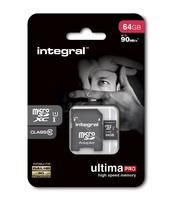 KARTA MICROSD XC INTEGRAL 32GB CL10 ULTIMA PRO Z ADAPTEREM