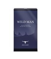 WODA TOALETOWA MĘSKA WILD MAN