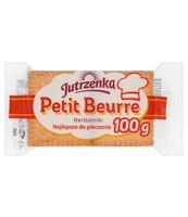 JUTRZENKA HERBATNIKI PETIT BEURRE 100G