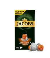 JACOBS ESPRESSO CLASSICO 7 KAWA MIELONA 10 KAPSUŁEK 52 G