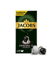 JACOBS ESPRESSO RISTRETTO 12 KAWA MIELONA 10 KAPSUŁEK 52 G