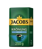 JACOBS KRONUNG DECAFF KAWA BEZKOFEINOWA MIELONA 250 G