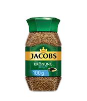 JACOBS KRONUNG DECAFF KAWA BEZKOFEINOWA ROZPUSZCZALNA 100 G