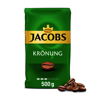 JACOBS KRONUNG KAWA ZIARNISTA 500 G