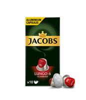 JACOBS LUNGO CLASSICO 6 KAWA MIELONA 10 KAPSUŁEK 52 G