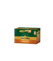 JACOBS ORIGINAL 3IN1 ROZPUSZCZALNY NAPÓJ KAWOWY 15,2 G X 20SZT