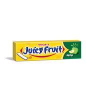 JUICY FRUIT APPLE 5 LISTKÓW/13G