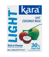KARA MLECZKO KOKOSOWE LIGHT 11% UHT 200ML